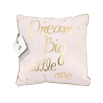 Just Born� Sparkle Pink Decorative Pillow