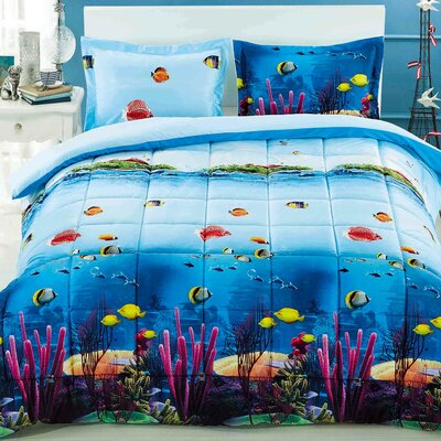 Comforter Set Size: King