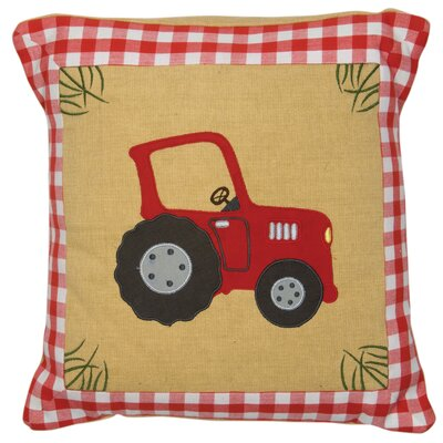 Barn Throw Pillow Cover