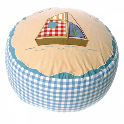 Beach House Bean Bag Chair