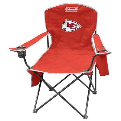 Rawlings NFL Tailgate Folding Chair NFL Team: Kansas City Chiefs 160097
