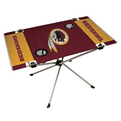 Rawlings NFL End Zone Tailgate Folding Table NFL Team: Kansas City Chiefs 193996