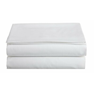 Hospitality 1500 Thread Count Flat Sheet Size: Twin