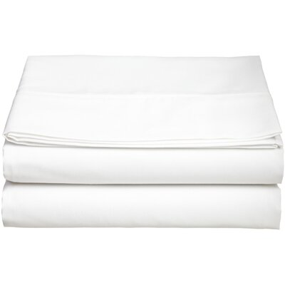 1500 Thread Count Fitted Sheet Color: White