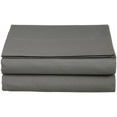 Fitted Sheet Color: Gray
