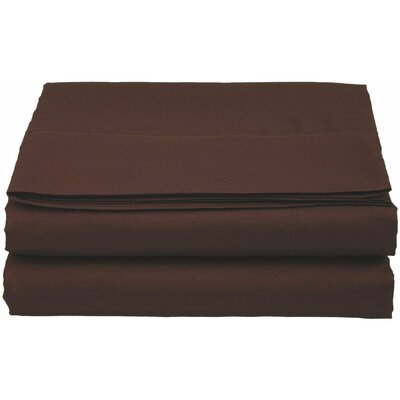 1500 Thread Count Fitted Sheet Color: Brown
