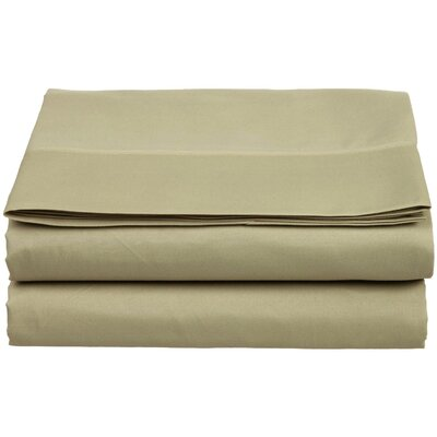 1500 Thread Count Fitted Sheet Color: Green