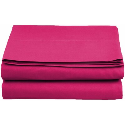 1500 Thread Count Fitted Sheet Color: Pink