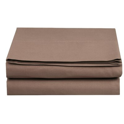 Fitted Sheet Color: Taupe