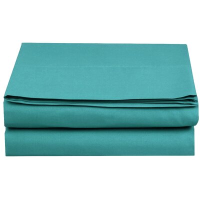 1500 Thread Count Fitted Sheet Color: Turqouise