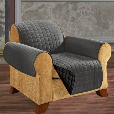Chair Furniture Protector Upholstery: Gray
