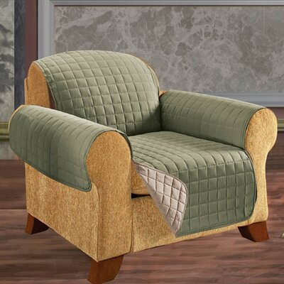 Chair Furniture Protector Upholstery: Green
