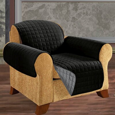 Chair Furniture Protector Upholstery: Black