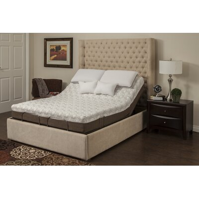 Peony Adjustable Bed Size: Twin XL