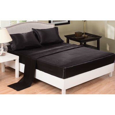 Sheet Set Color: Black