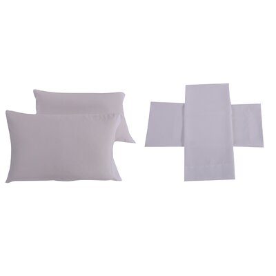 Sheet Set Size: Full/Double, Color: White