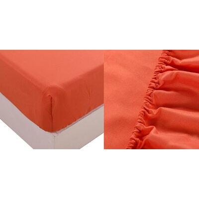 Sheet Set Size: Queen, Color: Orange