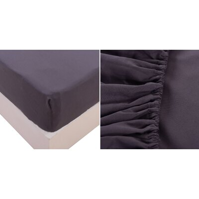 Sheet Set Size: Queen, Color: Gray