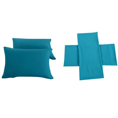 Sheet Set Color: Blue, Size: Queen