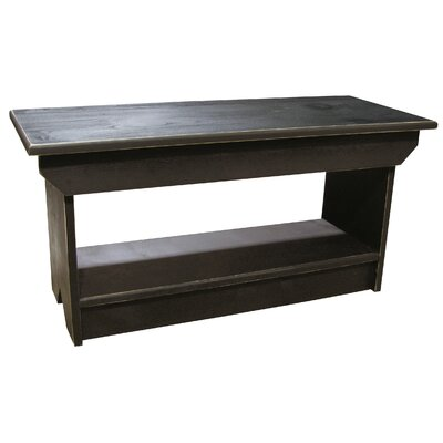 Irving Coffee Table/Bench Color: Gold