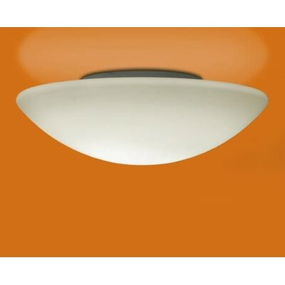 Janeiro Wall Sconce Bulb Type: LED, Size: 4 H x 12 W x 12 D