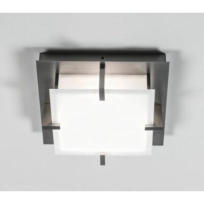 Elf Ceiling Fixture Size: 4 H x 8 W x 8 D, Bulb Type: Xenon
