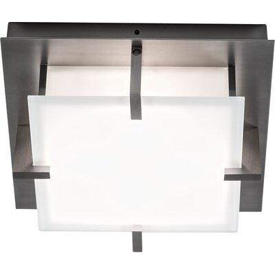 Elf Ceiling Fixture Size: 4 H x 8 W x 8 D, Bulb Type: LED