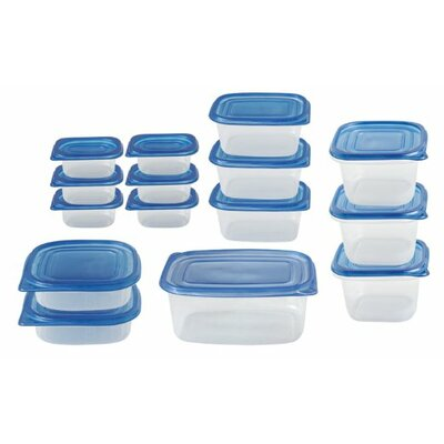 15 Container Food Storage Set FC030
