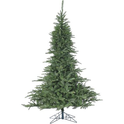 Noble Fir 7.5' Green Artificial Christmas Tree with Stand