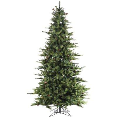 Southern Peace Pine 12' Green Artificial Christmas Tree with Stand