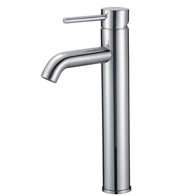 Single Handle Bathroom Sink Faucet Finish: Polished Chrome