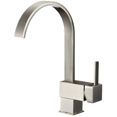 Single Handle Deck Mounted Kitchen Faucet