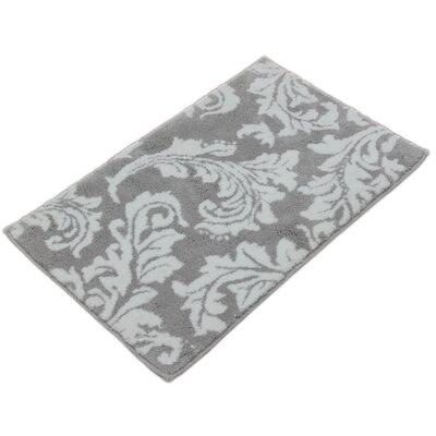 Belcourt Bath Rug Color: Chatue Grey