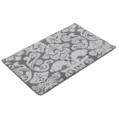 Catherine Bath Rug Color: Drizzle