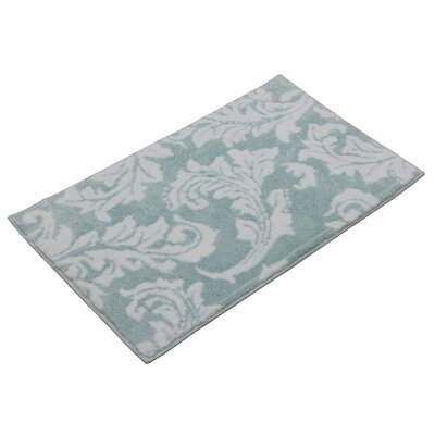 Belcourt Bath Rug Color: Icy Morn