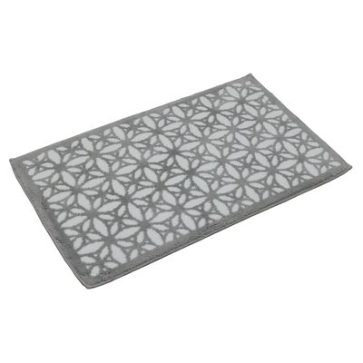 Tiffany Bath Rug Color: Drizzle