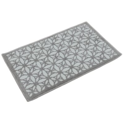 Tiffany Bath Rug Color: Chatue Grey
