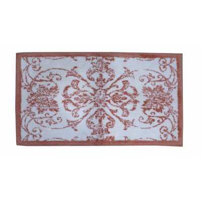 Veronica Area Rug Color: Coral