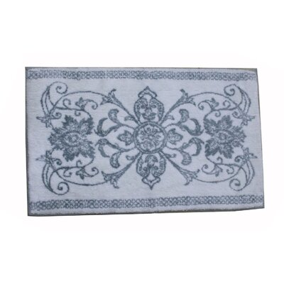 Theodora Bath Rug Color: Ether