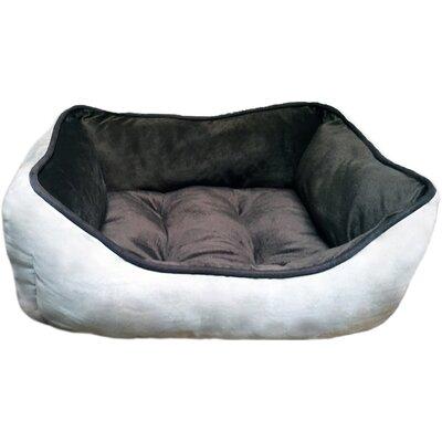 Reversible Pet Bed Color: Tan/Brown