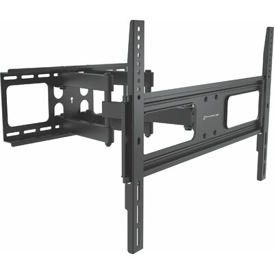 Full Motion TV Wall Mount for 32-55 Flat Panel Screens