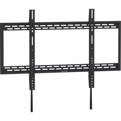 Fixed TV Wall Mount for 60-100 Flat Panel Screens