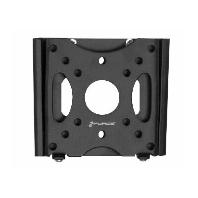 Fixed TV Universal Wall Mount for 10-24 Flat Panel