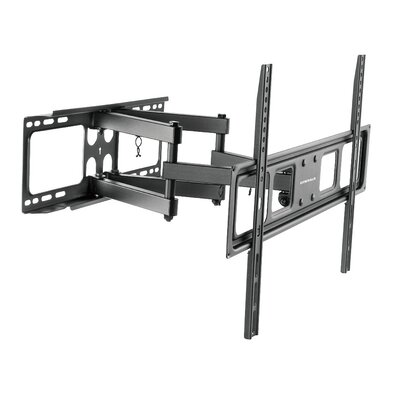 Full Motion Articulating Arm Wall Mount for 37-70 Flat Panel Screens