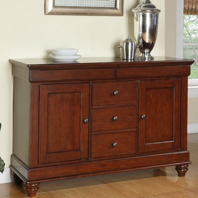 Cheap Wynwood Olmsted Sideboard in Distressed Warm Nutmeg (WYF2739)
