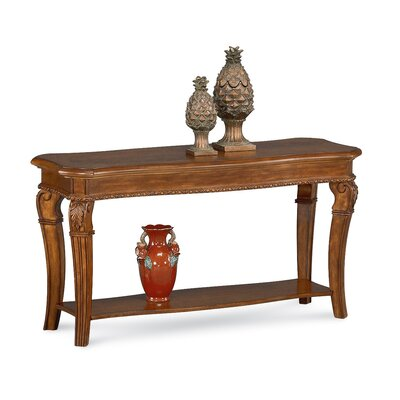 Cheap Wynwood Cordoba Console Table in Burnished Pine (WYF1075)