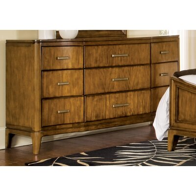 No credit check financing Cypress Pointe 9 Drawer Dresser...