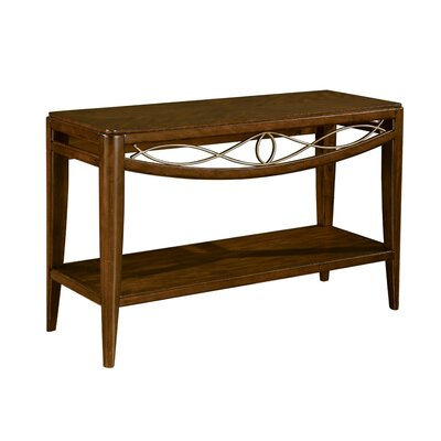 Cheap Wynwood Cypress Pointe Sofa Table in Warm Chestnut (WYF2774)