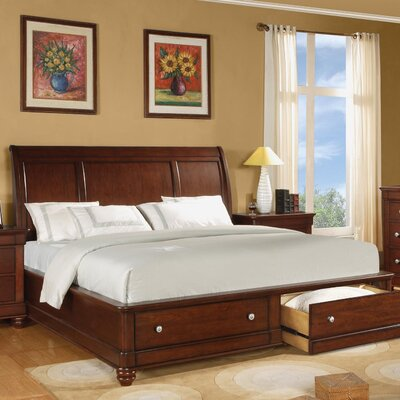 Furniture financing Olmsted Sleigh Bedroom Collection...