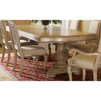 Wynwood Cordoba 5 Piece Double Pedestal Dining Room Set In